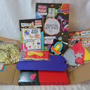 Mister Maker Club | Kids | SubscriptionBoxes org uk