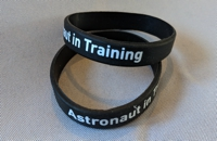 Geo Journey Astronauts in Training Wristbands