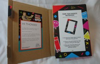 Mister Maker Club Subscription Opened Box
