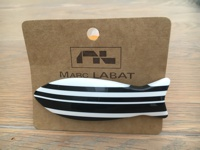 Marc Labat Fish Hairclip