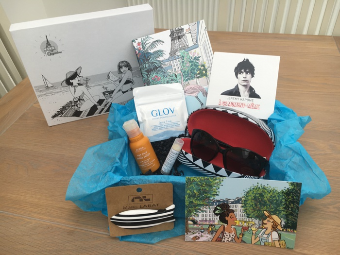La box Quejadore Summer 2016